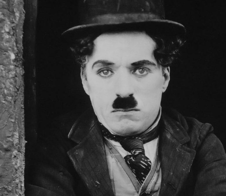 Charlie Chaplin. O primeiro planejador