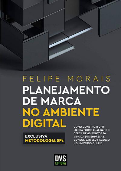 Livro Planejamento de marca no ambiente digital