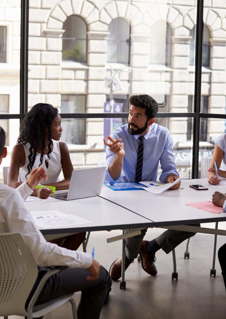 O crescimento dos comitês multidisciplinares
